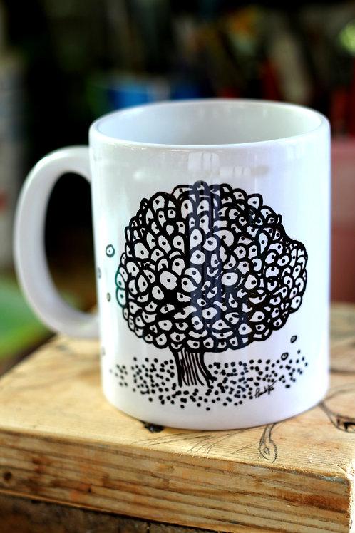 "Mug ""mon petit pommier"""