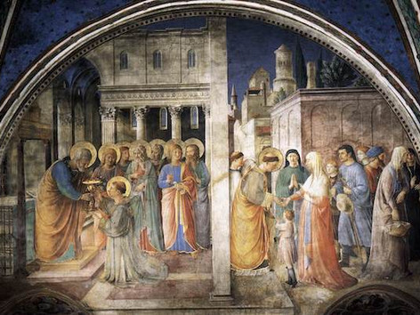 Mass for the Fifth Sunday of Easter at 3PM on May 10th