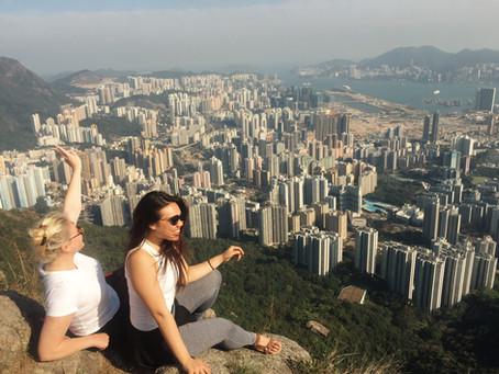 Hong Kong: Recommendations Broken by Neighborhoods