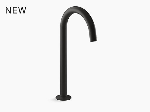 Components™ | Tall bathroom sink spout with Tube design