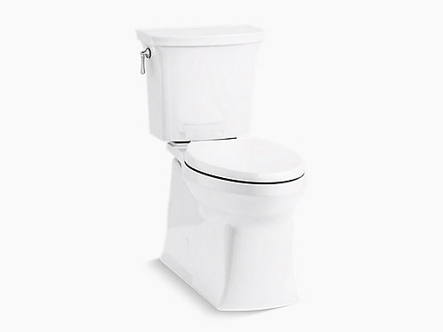 Corbelle® | Comfort Height® two-piece elongated 1.28 gpf toilet