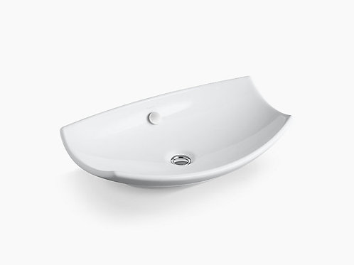 Leaf™ | vessel bathroom sink