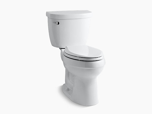 Cimarron® | Comfort Height® two-piece elongated 1.6 gpf toilet with AquaPiston®