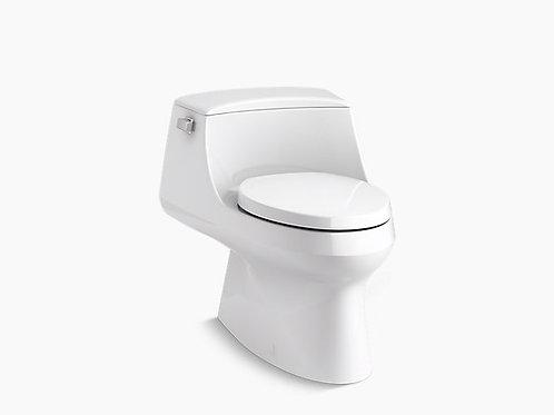 سان رافائيل® | مرحاض مكون من قطعة واحدة ممدود بسعة 1.28 لتر