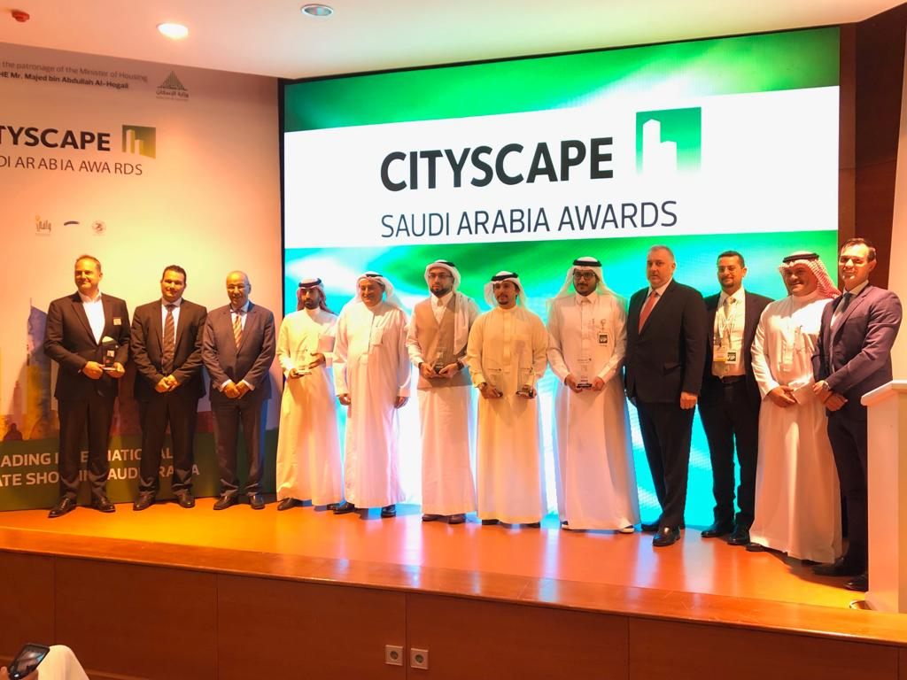 CityScape Conference Awards Winners