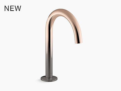 المكونات ™   صنبور بالوعة الحمام بتصميم أنبوب