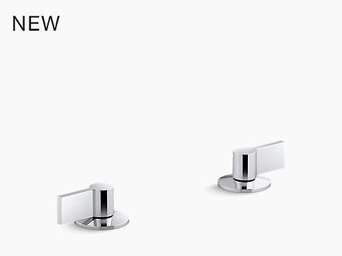 Components™ | Bathroom sink handles with Lever design