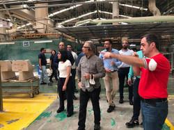 Kohler Factory Visit
