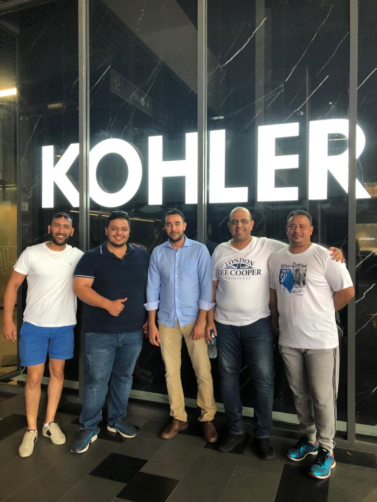 Kohler Experience Center Visit