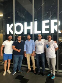Kohler Experience Center Visit