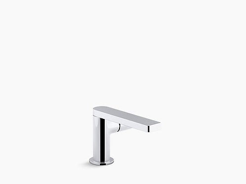 Composed® | Single-handle bathroom sink faucet with pure handle