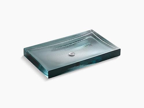 Antilia® Wading Pool® | Glass bathroom sink