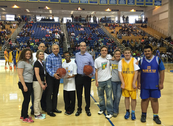 Larry Kimmel Announces Schedule for the 2016 Blue-Gold All-Star Basketball Games
