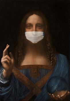 Jesus-Leonardo Da Vinci