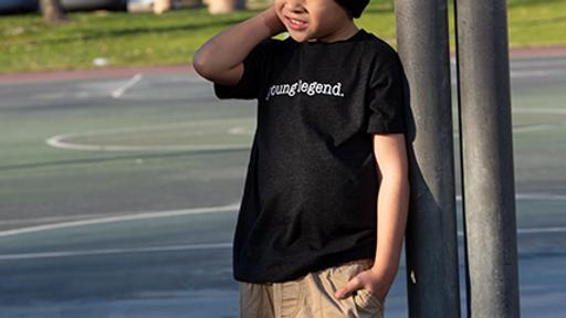 YOUNG LEGEND - KEIKI