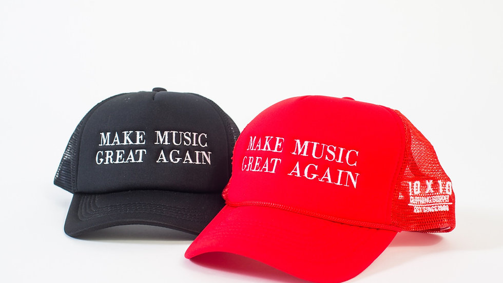 MMGA TRUCKER - HAT