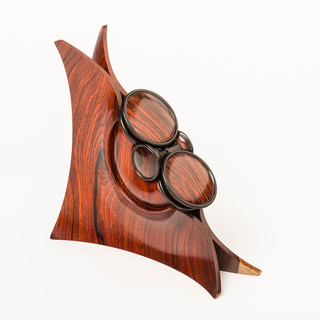 Cocobolo Twin Arc box