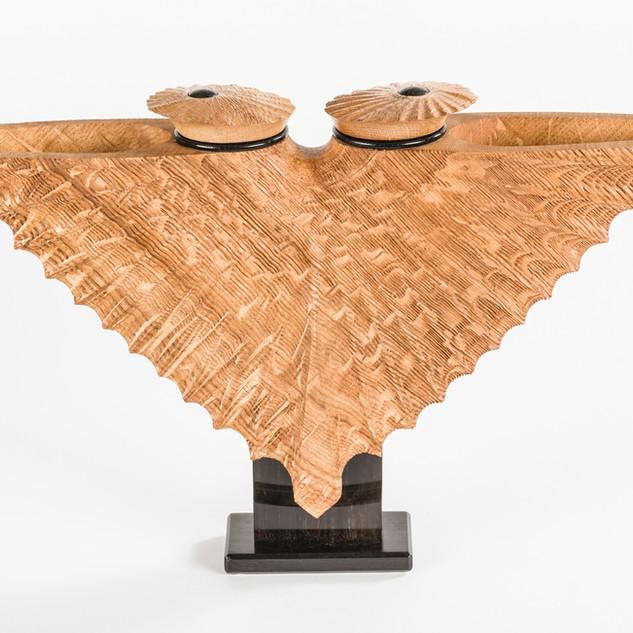 Oak Angel Arc box