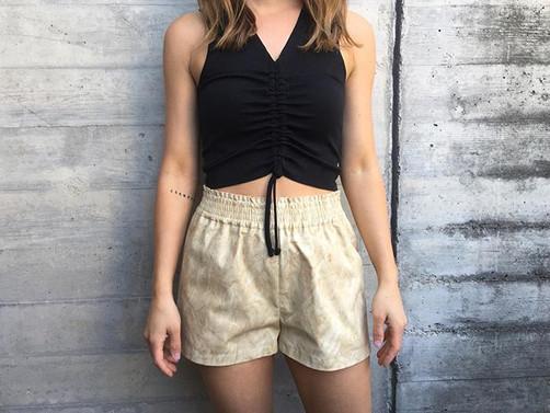 Top phoebe & Shorts Monica
