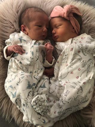 My Birth Story. A loving twin birth.