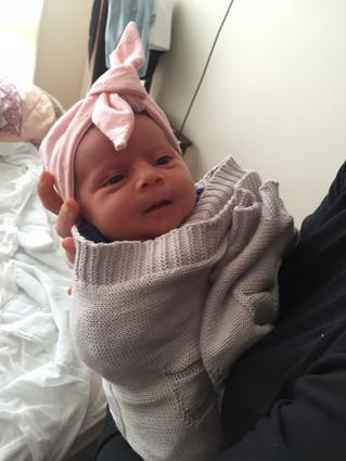 Little Evie's Birth :)