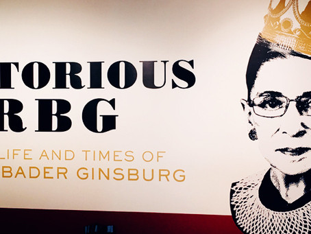 Celebrating Democracy and RBG with PJ Library