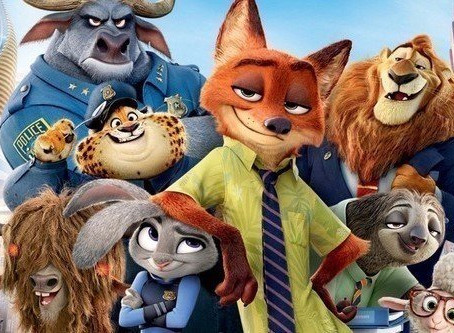 Zootopia Movie Watch Party Wednesday 3:30pm