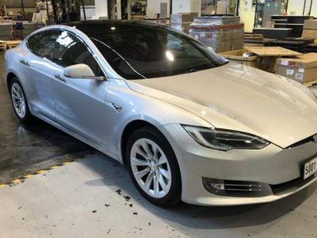 The Model S that sort of got away