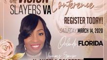 2020 Vision Slayers VA Conference
