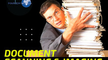 DOCUMENT SCANNING & IMAGING SERVICES