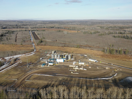 Natural Gas Feedstock Spurs Canada's Petrochemical Industry