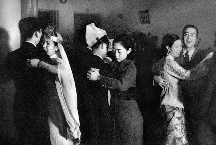 《歡樂舞會-02》, 50年代
