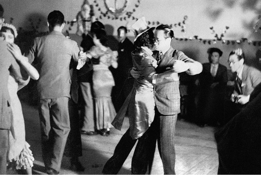 《歡樂舞會-01》, 50年代