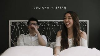 Juliana + Brian