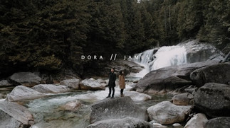 Dora + James