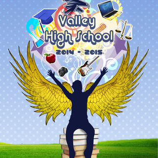 Valley High School, Yearbook Cover