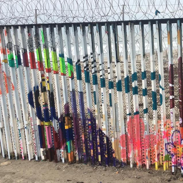Quetzal Migrante Mural