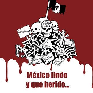México lindo y que herido...