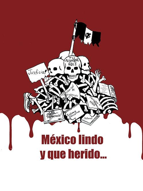 México lindo y que herido