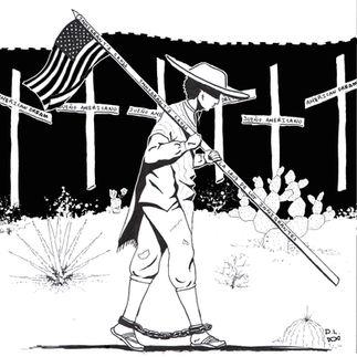 The Immigrant's Cross