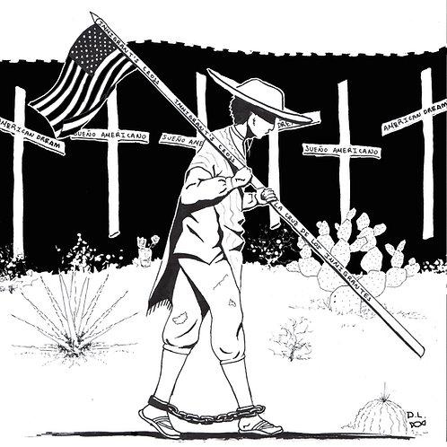 La Cruz del Inmigrante