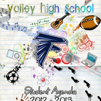 Valley High School, Agenda Cover