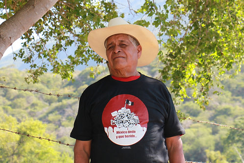 Mexico Lindo y Que Herido - Shirt