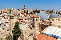 Jerusalem as Medicine: Stories of Jewish-Christian healing