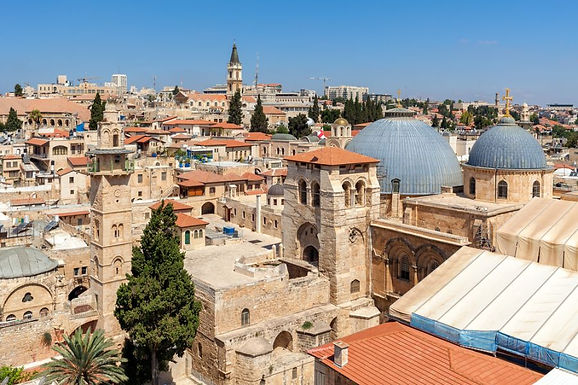 Jerusalem as Medicine: Stories of Jewish-Christian healing