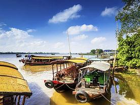 boats_on_the_mekong_istock_000027400612_
