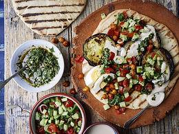 Israeli breakfast - A cooking Class !!
