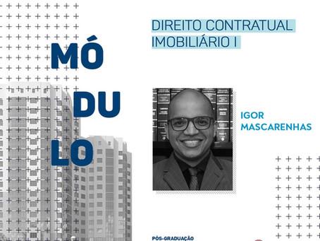 MÓDULO DIREITO CONTRATUAL IMOBILIÁRIO I