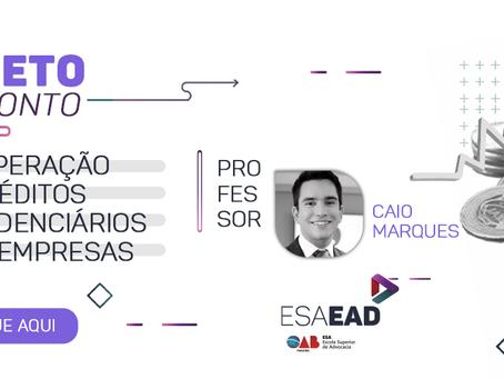 RECUPERAÇÃO DE CRÉDITOS PREVIDENCIÁRIOS PARA EMPRESAS