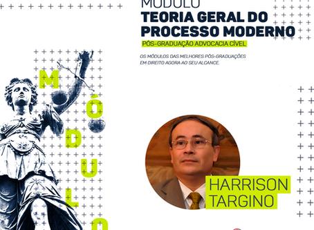 MÓDULO TEORIA GERAL DO PROCESSO MODERNO